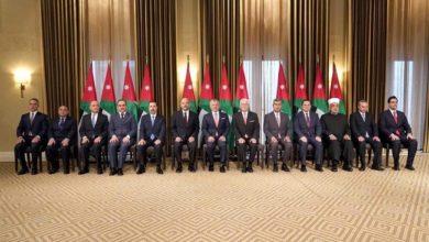 ملك الأردن يقبل استقالة حكومة الرزاز ويكلفه بتصريف الأعمال حتى تشكيل حكومة جديدة