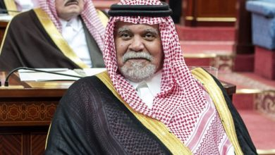 الأمير السعودي بندر بن سلطان يُهاجم القيادة الفلسطينية لانتقادها التطبيع