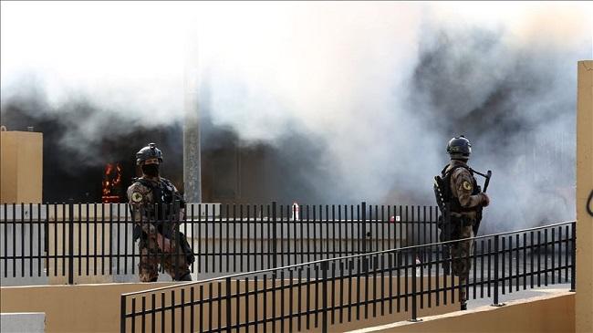 الحكومة العراقية تدعو إلى عدم إغلاق السفارات وتشدد من إجراءت حماية البعثات الدبلوماسية