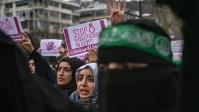 """رايتس ووتش"" تنتقد تزايد حالات إعدام في مصر"