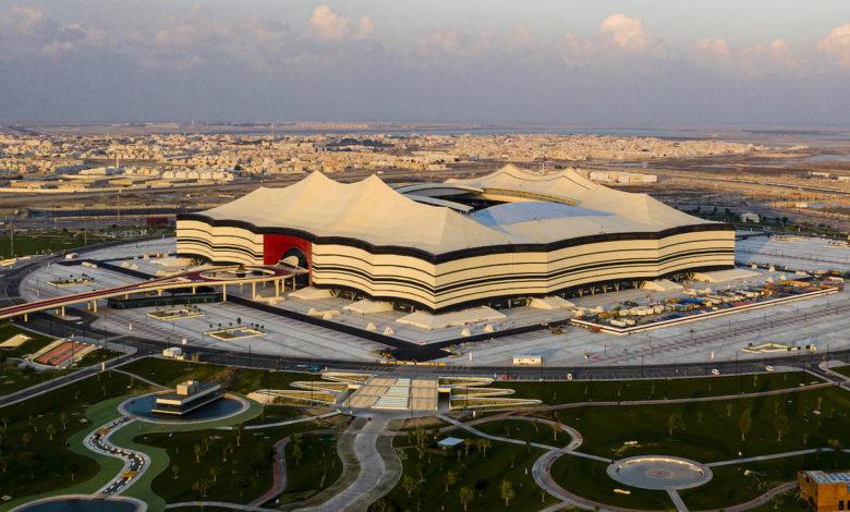 """رئيس فيفا """"مذهول"""" من تحضيرات قطر لـ كأس العالم 2022"""