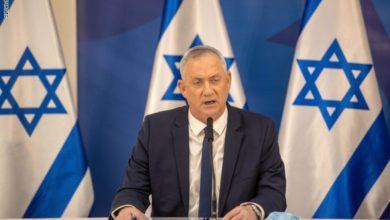 وزير الدفاع الإسرائيلي بيني غانتس يهاجم تركيا ويمدح بن سلمان وبن زايد