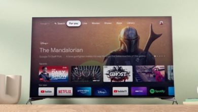 كيفية تعطيل التوصيات الوادرة في اقتراحات Google TV
