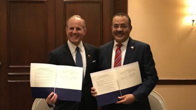 صورة تمنع انتقاد الصهيونية.. أمريكا والبحرين توقعان اتفاقية لمكافحة معاداة السامية