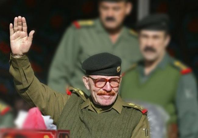 نائب صدام حسين عزت الدوري
