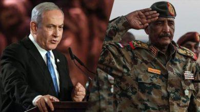 صورة نتنياهو: وفد من إسرائيل يصل السودان خلال أيام لاستكمال التطبيع