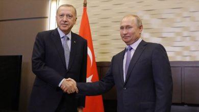 بوتين يدعو لإشراك تركيا في محادثات ناغورنو كاراباخ