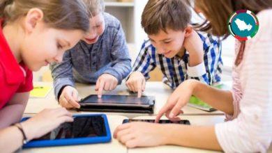 الاطفال و مواقع التواصل
