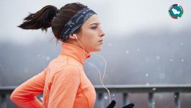 ممارسة الرياضة بالشتاء