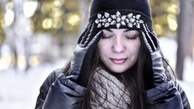 العناية بالصحة في الشتاء