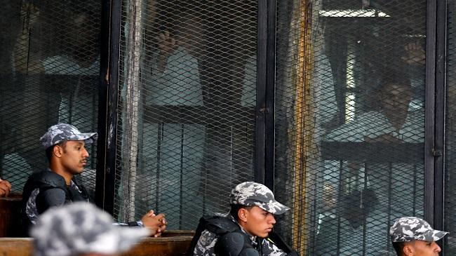 محكمة مصرية تحكم على معتصمي رابعة