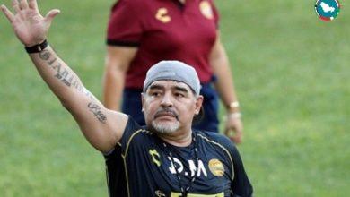 وفاة مارادونا