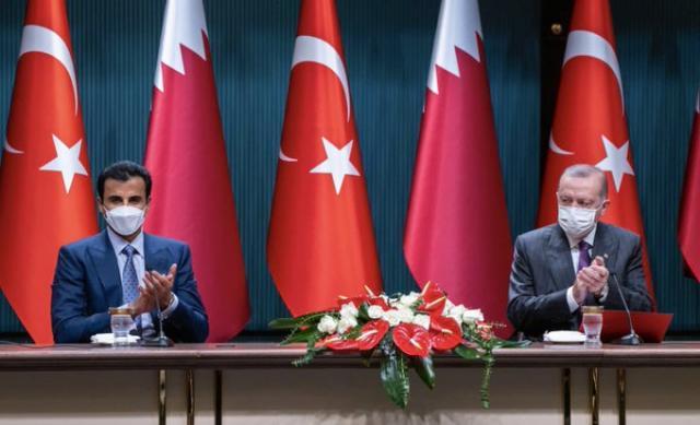 تركيا وقطر و الاقتصاد التركي