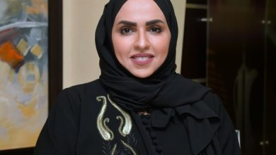 الكاتبة إيمان الكعبي