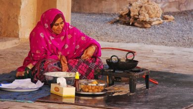 المطبخ العماني