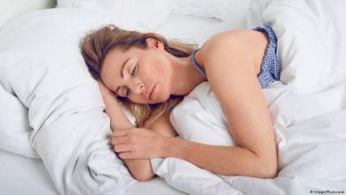 كمية النوم