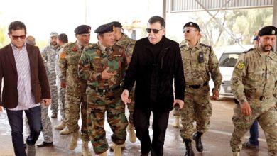 الدفاع الليبية