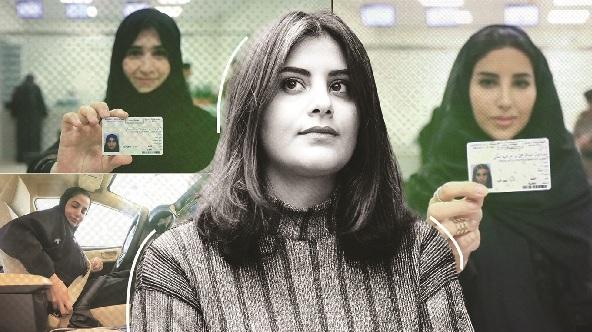 السجن خمس سنوات و8 شهور على الناشطة السعودية لجين الهذلول