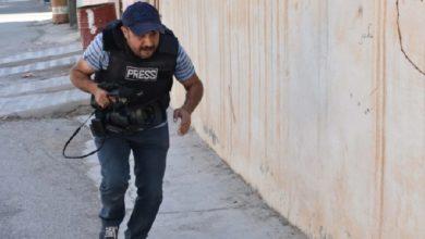 """رصدت الجمعية أيضا """"14 هجوما مسلحا ضد صحفيين ومؤسسات إعلامية"""