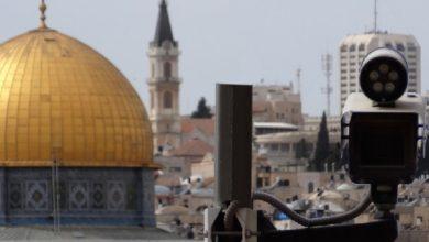 تزرع بلدية القدس التابعة للسلطات الإسرائيلية أكثر من ٦٠٠ كاميرا