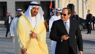 مصر و الامارات