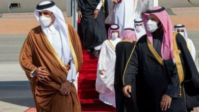 المواجهة مع قطر