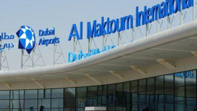 تداعيات كورونا تهوي بعدد المسافرين عبر مطار دبي 70%