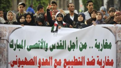 الشعب المغربي لديه حاجز عقدي وثقافي، يرفض التطبيع مع الاحتلال