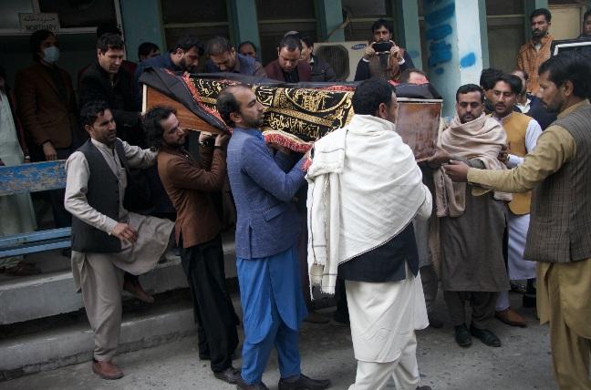 شهد نوفمبر مقتل صحفيين بتفجيرات منفصلة وقعت في البلاد.