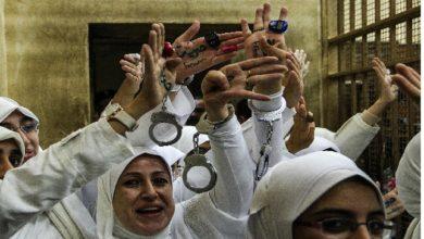 سجون مصر مكتظة بمعتقلي الرأي من 10 سنوات