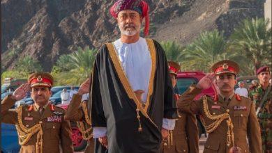مجلس دفاع وتعيينات عسكرية جديدة في سلطنة عمان