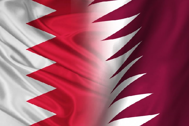 العلاقات البحرينية القطرية