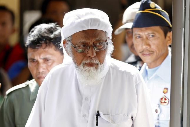 إندويسيا تفرج عن باعشير المتهم بتفجيرات بالي