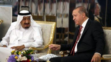 هل يسعى الملك سلمان لإتمام المصالحة مع تركيا ؟