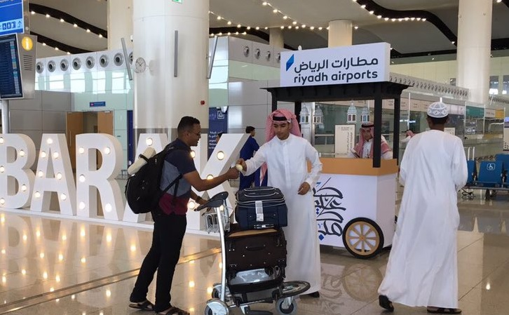 البحرين و السعودية تفتح الأجواء أمام الطائرات القطرية