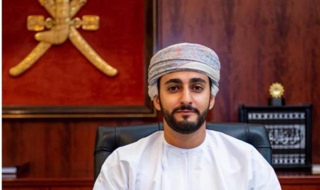 ذي يزن بن هيثم بن طارق ولي العهد في سلطنة عمان