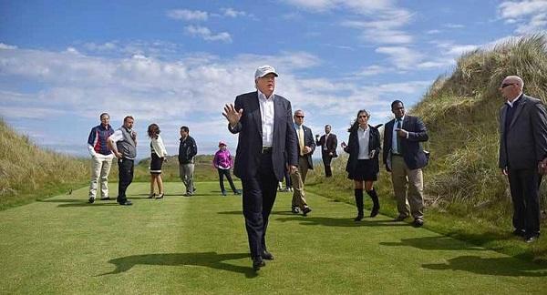 رابطة الغولف