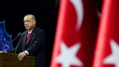 الرئيس التركي أردوغان : نريد التعاون مع دول الخليج