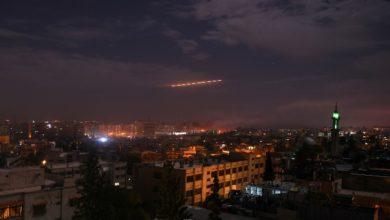 الجيش الإسرائيلي يقصف مواقع في حماة