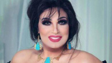 إطلالة جديدة للفنانة فيفي عبده