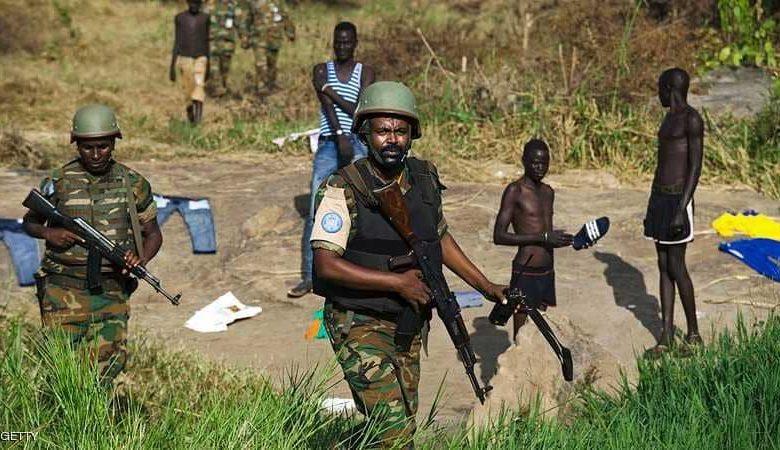السودان أثيوبيا