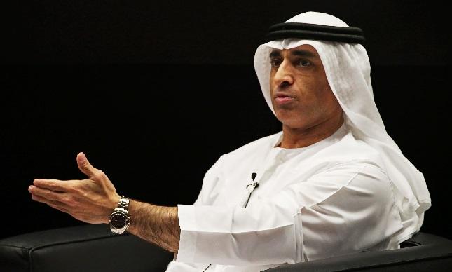 سفير الإمارات لدى الولايات المتحدة، يوسف العتيبة