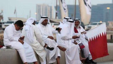 الاعتذار إلى الشعب القطري لخطأ ارتكبته في عام 2008.