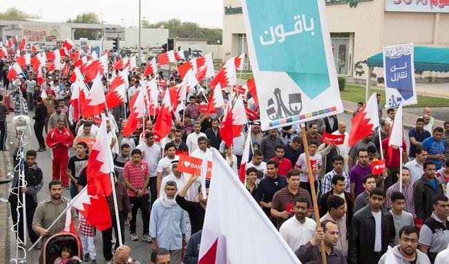 البحرين تصدرت الدول المناهضة للثورات