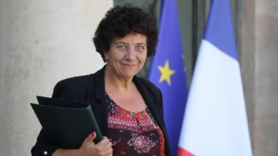 وزيرة التعليم الفرنسية فريدريك فيدال