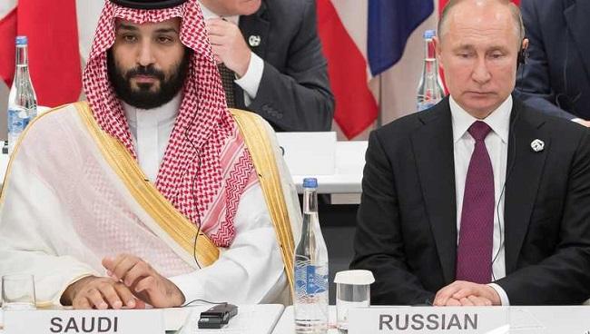 خلافات بين السعودية وروسيا حول قرارات إنتاج النفط