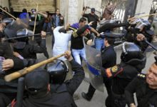 جمهورية الخوف في مصر تضم 60 ألف معتقل سياسي