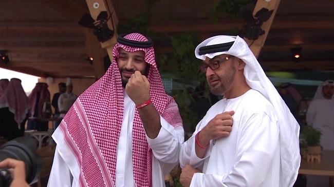 الإمارات أقنعت السعودية بصنع أزمة قطر