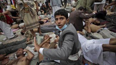 """""""الغارديان"""" ترصد 6 سنوات من حرب السعودية على اليمن"""