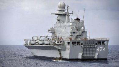 إيطاليا تسلم قطر سفينة حربية ثانية